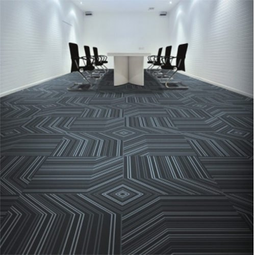 Glossy Carpet Flooring, Packaging Type: Roll