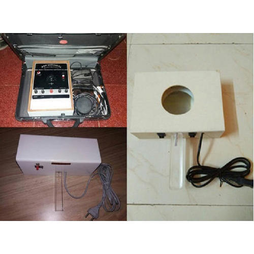 High Frequency Dermatology Machine (skin Cautery ,wood Lamp )