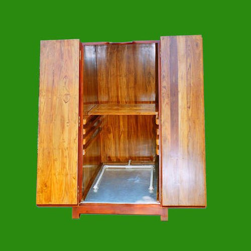 Wooden Steam Bath Chamber