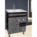 24 Inch PVC Single Sink Vanities