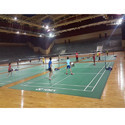 Wooden Sports Flooring