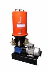 Techno Drop Automatic Multiline Grease Lubricator, Capacity: 25 Kg, 415 Vac