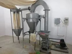 Tumeric Powder Machine