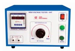 High Voltage Cable Testing