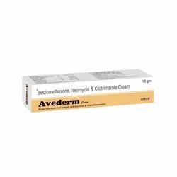 Beclomethasone Necomycin Clotrimazole Ointment
