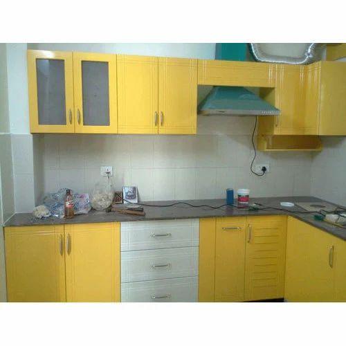Modern Plywood Residential Kitchen Cabinet Drawer Basket Rs 1100