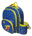 Rocket Print Kids School Bag