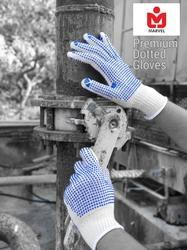 Marvel Industrial Dotted Gloves for Offshore & Onshore Drilling
