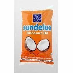 1 Litre Coconut Oil Pouch