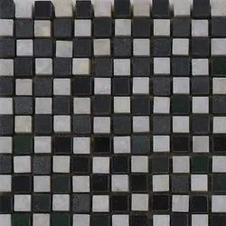 Capstona Stone Mosaics Historical Chess Tiles
