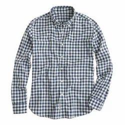 Casual Mens Check Shirt