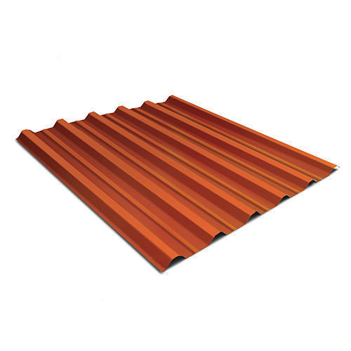 0 46mm Everlast Modern Troughed Roofing Sheet At Rs 45 Square Feet Everlast Aluminium Roofing Sheet Id 18520946712
