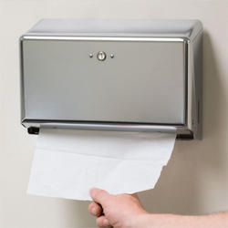 C Fold Tissue Dispenser