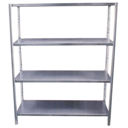 The High Kitchen Stainless Steel Storage Rack