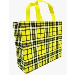 Yellow Non Woven Bags