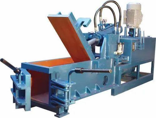 Hydraulic Scrap Bale Press Machine