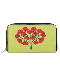Designer Embroidered Ladies Clutch Bag