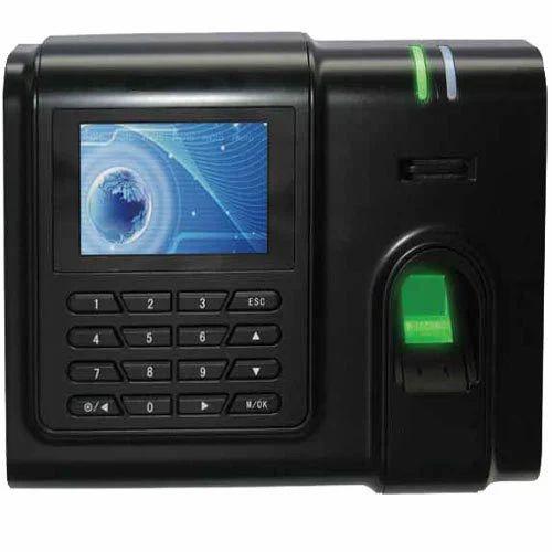 Biometric thumb scanner