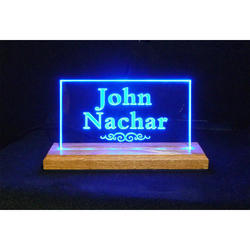 LED Name Plate Suppliers & Manufacturers in India