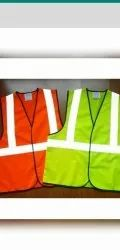 Plain Safety Jackets for Construction