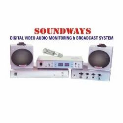 Digital Audio Video Monitoring and Broadcast System