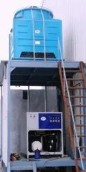 15TR Industrial Water Cooled Chiller