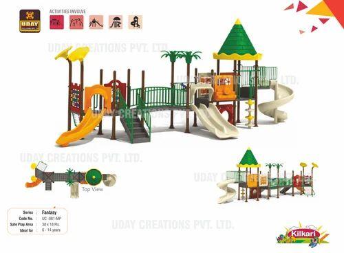 Kilkari FRP Outdoor Multi Play Station, Rs 655000 /set ...