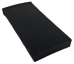 Black Rubber Pad