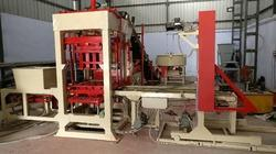 Fully Automatic Fly Ash Brick Making Machine, Motor 1440 rpm