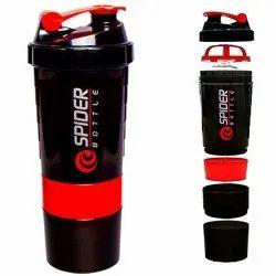 Spider Shaker Bottle