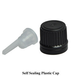 Self Sealing Plastic Cap