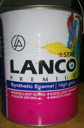 LANCO High Sheen Aluminium Paints, Packaging Type: Can, for Industrial