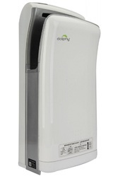 White Automatic Jet Hand Dryer