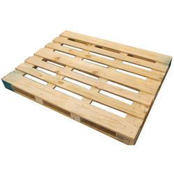 ISPM-15 Mark Forced Hot Air Treated Wooden Pallets