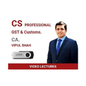 Cs Professional Gst And Customs Video Lecture
