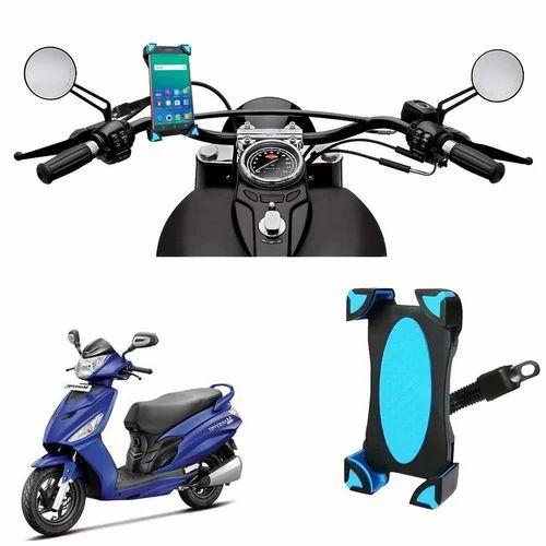 Bike Mobile Holder For Hero Motocorp Maestro Edge