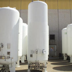 Vacuum Insulated Cryogenic Storage Tank