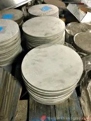 Stainless Steel 321 Plate Circles