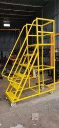 Metal Trolley ladder