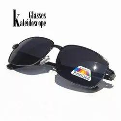 Without Logo Goggle Polarized Sunglasses
