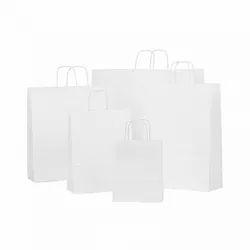 White Paper Handbag
