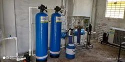 RO Plant 1000 LPH, Purification Capacity: 500 TO 10000, 200sqr To 250sqr