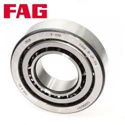 Double Row Stainless Steel FAG Ball Bearing, For Automobile Industry, Weight: 250 G