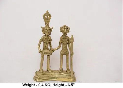 Golden Brass Tribal Crafts