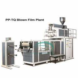 PP Blown Film Machine