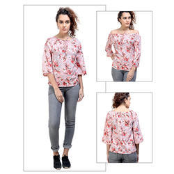 Designer Printed Top