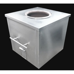 SKCE SS Square Tandoor for Hotel, Restaurant