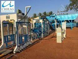 Chirag India's Best Hollow Block Machine