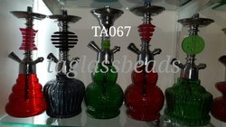 Indian Glass Hookah