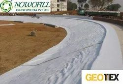 Geotextile Pavement